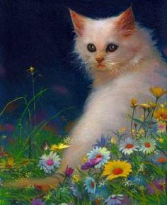 White Cat - Thomas Galasinski