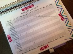 Erin Condren Life Planner: How I use the blank note pages for my direct sales business building scatteredfashionista.wordpress.com