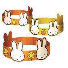 Happy Birthday Bunny, Baby Birthday Themes, Girl Birthday, Birthday Ideas, Birthday Parties, Miffy Cake, My Melody Sanrio, Party Items, Childrens Party