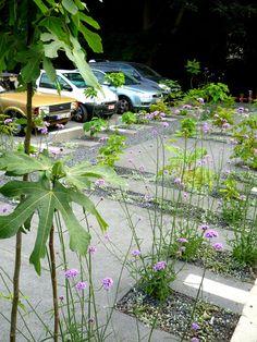 Boerenhol-Parking-by-Wagon-Landscaping-01 « Landscape Architecture Works | Landezine
