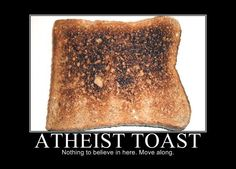 Funny Pictures About Atheist | Funny Atheist Joke Meme - Atheist toast - nothing to believe in here ...