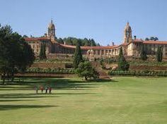 Uniegebou - Pretoria