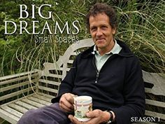 I recently discovered the show Big Dreams Small Spaces with host Monty Don on Netflix and I am in love with the show. As you all know by now, I love British programming for their much slower approach and real life {and less edited and gimmicky} filming techniques and well, this show is spot on. …