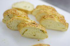 How to make Black Pepper Parmesan Twist Bread