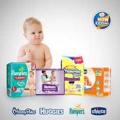 Available Never Seen Before Discounts on the leading brands of Diapers only @ Nowkidding.com. Place your order now!!!
