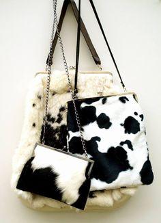Mia Mia handbags with animal prints