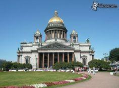 Isaakskathedrale, Sankt Petersburg