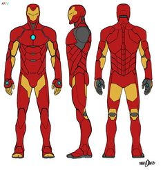 File:Iron Man Armor Model 51 by Marquez 001.jpg