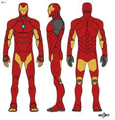 File:Iron Man Armor Model 51 by Marquez 001.jpg