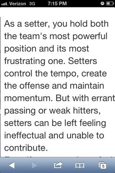 excuse me, passers are the frickin backbone of the team. we would die right there on the court to get a ball up to the setter. Volleyball Chants, Volleyball Problems, Volleyball Memes, Volleyball Training, Volleyball Workouts, Coaching Volleyball, Volleyball Pictures, Volleyball Players, Softball Pictures