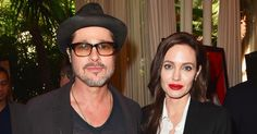 Brad Pitt & Angelina Jolie at the AFI awards in Beverly Hills, January 9, 2015