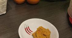 """Karotten - Humus (""""Roasted Carrot"""") von Weberlinchen. Ein Thermomix ® Rezept aus der Kategorie Saucen/Dips/Brotaufstriche auf www.rezeptwelt.de, der Thermomix ® Community."""