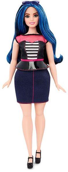 Barbie Fashionistas modelka č. 27
