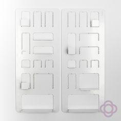 idimmidove   oquiolì. #oquiolì #idimmidove #steeldesign #madeinitaly #totalwhite #amuletodesign