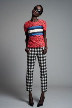 Tracy Reese | Pre-Fall 2012 Collection | Style.com