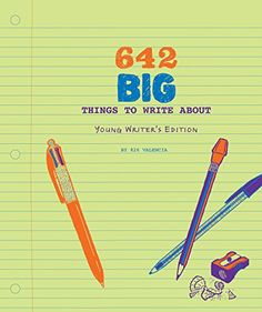 642 things to write about pdf