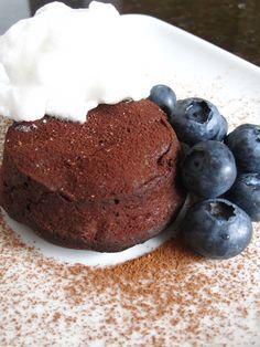 MadeForJen: Flourless Espresso-Chocolate Cake