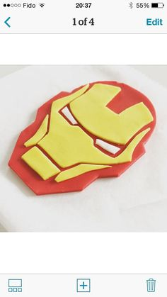 Want this amazing cake kit?! Then this is it! The whole avengers cake in one!!! Youll get iron mans face, hulk hand, Thors hammer, captain America shield as well as the name