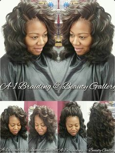 Crochet weave...using Kima Ocean Wave.
