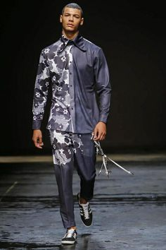 Christopher Shannon | FW 2014 | London Collection