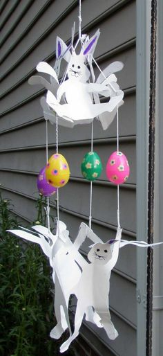 105 DIY ideas for easter and spring!