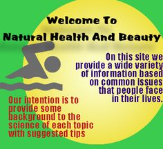 Health and Beauty Tips logo