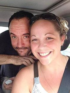 """Dave Matthews Hitches a Ride to His Show with a Fan - Emily Kraus and her boyfriend were on their way to a Dave Matthews concert when Emily saw someone stranded on the side of the road with a popped bicycle tire. Imagine her surprise - it was Dave Matthews himself! She offered him a ride.  In return, not only did Matthews buy the couple dinner, give them front-row seats to the show and sign tickets that said, """"Thanks for the ride,"""" he also gave Kraus a shout out during the show."""