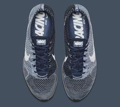terra principale Lusso onore  Nike Flyknit Racer Blue Tint White 862713-401 Top   Nike, Nike flyknit racer,  Nike flyknit