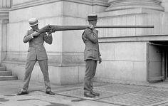 """1923 Washington D.C., Estados Unidos  - El arma """"Punt"""""""