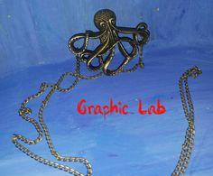 Collana Octopus Pirati dei Caraibi.