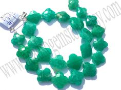 Amazonite Faceted Apple, 12 to 14.50 mm, 18 cm, Quality AAA, 13 ...