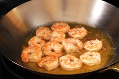 If cooking with shrimp is simple, then choosing precooked shrimp cuts the prep time down even more. Reheating precooked shrimp only takes a few minutes or you can eat it raw, making it a great meal option for busy evenings. Shrimp is low in fat and high in protein. According to Livestrong Daily Plate, a 3 oz. serving of shrimp yields 60 calories,...