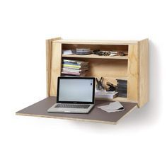 wall mounted modern secretaire - Google Search