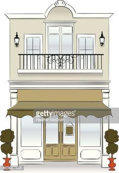 Vector Art : Storefront