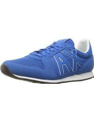 A|X Armani Exchange Men's Retro Running Sneaker Fashion Sneaker by A|X Armani Exchange $99.50Prime Some sizes/colors are Prime eligible FREE Shipping on eligible orders Show only A|X Armani Exchange items
