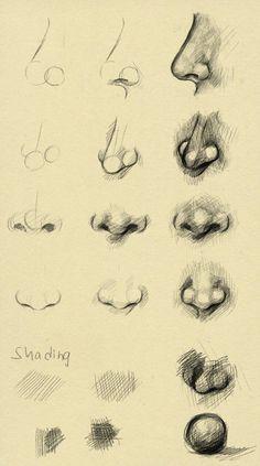 art tips \ art tips ; art tips drawing ; art tips and tricks ; art tips anatomy ; art tips for beginners ; art tips hair ; art tips eyes ; art tips face Pencil Art Drawings, Realistic Drawings, Art Drawings Sketches, Amazing Drawings, Marker Drawings, Amazing Art, Graphite Drawings, Detailed Drawings, Nose Drawing