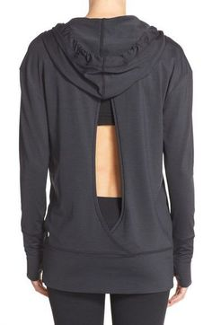 Zella 'Turn Around' Hoodie