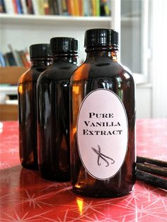 Make Your Own Vanilla Extract - A Calculated Whisk