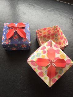Flower top box 飾り小箱【花】