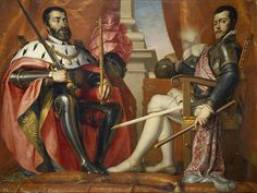 A little about the court cuisine of the Hapsburgs of Spain - blog at medmeanderings.com
