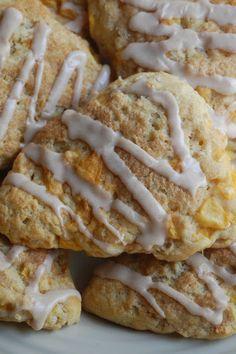 ... Peach Scones on Pinterest | Scones, Scone Recipes and Orange Scones
