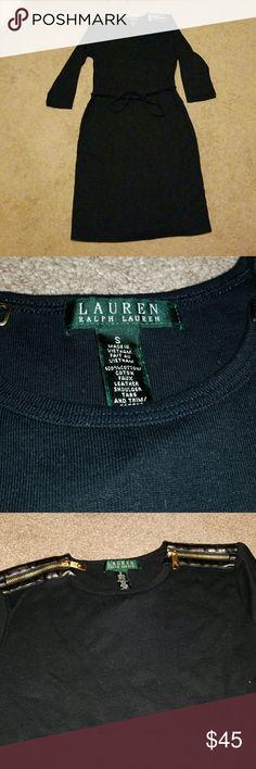 Lauren Ralph Lauren black dress LBD size small Lauren Ralph Lauren black dress LBD size small Lauren Ralph Lauren Dresses