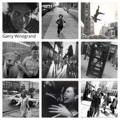 Garry Winogrand Langford Basic Photography