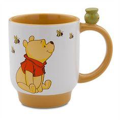 Winnie the Pooh Mug on shopstyle.com
