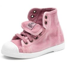 Bota Sport ragazza scarpe in cotone biologico