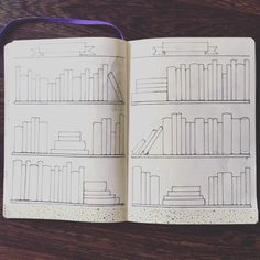 Bullet Journal work - Books to read