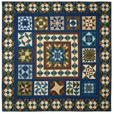 Fernwood Block of the Month | Keepsake Quilting