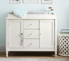Juliette Changing Table #pbkids