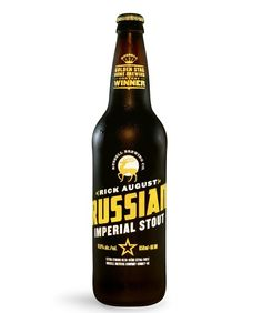 Rick August Russian Imperial Stout