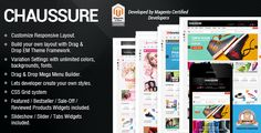 This Deals Responsive Magento Theme - EM Chaussurein each seller & make purchase online for cheap. Choose the best price and best promotion as you thing Secure Checkout you can trust Buy best